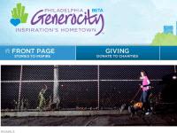 Generocity website