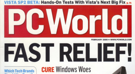 PC World magazine
