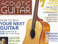 Acoustic Guitar magazine: repositioning