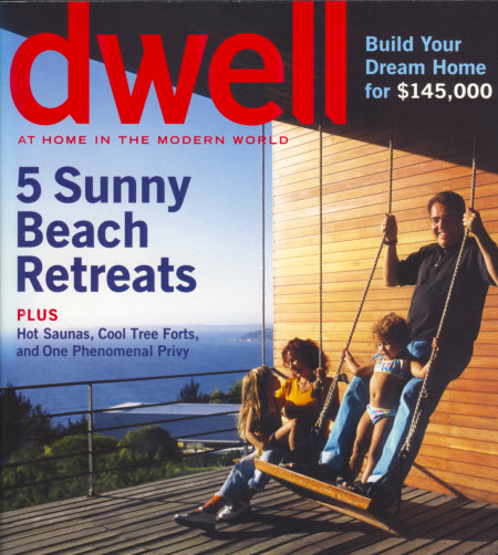 Dwell magazine - beach retreats