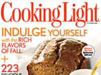 Cooking Light magazine: editorial training