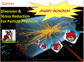 Angry Bosons game